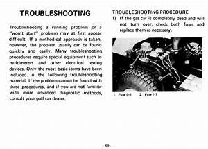 Yamaha - Trouble-shoot - Guide