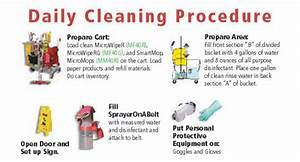 unger restroom products daily cleaning procedure With bathroom cleaning procedure