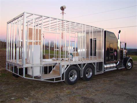 kenworth bed truck magnum truck bed kenworth custom cer 01 ryan rv