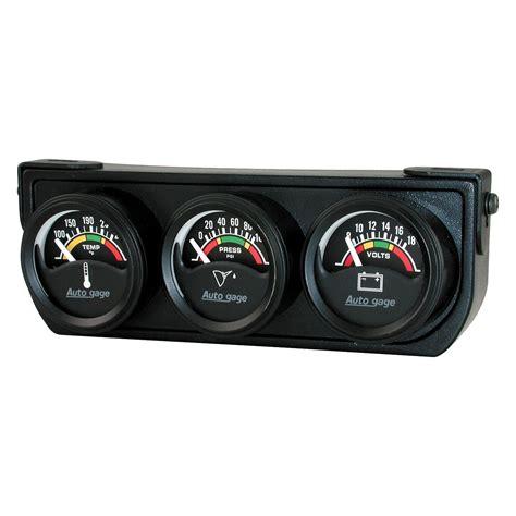 Auto Meter 2391  Auto Gage Gauge Console Kit Ebay