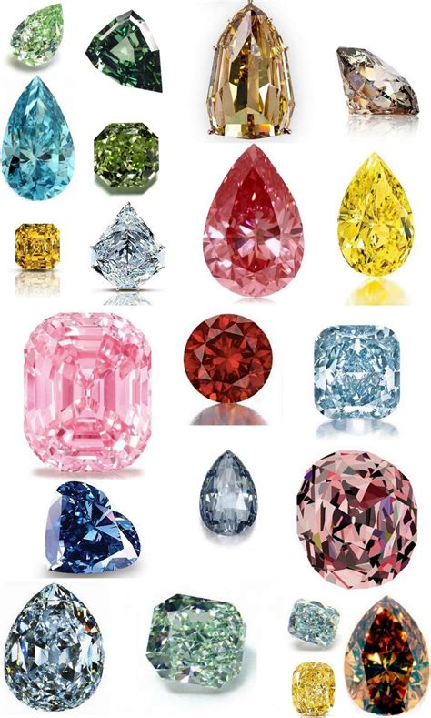 25 best ideas about colored diamonds on color