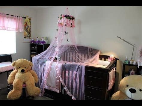 si e bebe velo como hacer un velo para el cuarto de una bebe 1ra parte