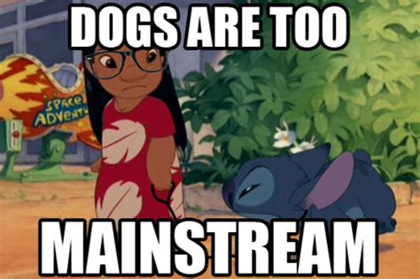 Lilo And Stitch Memes - curls cake disney hipster meme
