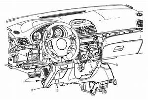 Repair Instructions - Knee Bolster Replacement - 2008 Saturn Aura