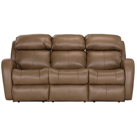 microfiber reclining sofa with console city furniture finn brown microfiber power reclining sofa