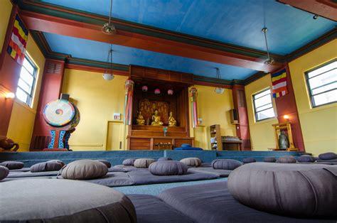 zen temple buddhist chicago architecture