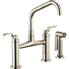 Bridge Style Kitchen Faucets at Faucet.com