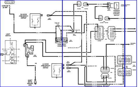 1993 Chevy Light Wiring Diagram by How Do I Get Information On 1993 Chevy G 20 Conversion