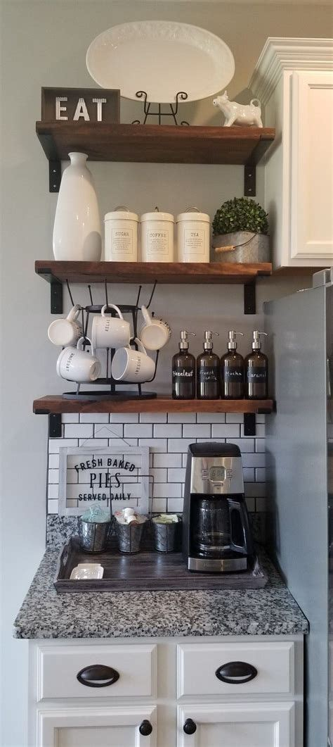 When i was 18 my parents moved to a bigger house and went with a formal dining room (honestly, we're used to smaller houses so they didn't think of anything different). Wine and Coffee Bar Ideas, Coffee Bar Cabinet Ideas, Bar in Home #CoffeeBarIdeas#HomeBarIdea# ...