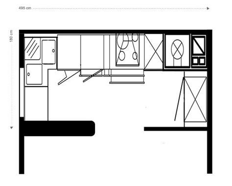 plan cuisine 9m2 plan cuisine ouverte 9m2 cheap plan cuisine ouverte 9m2