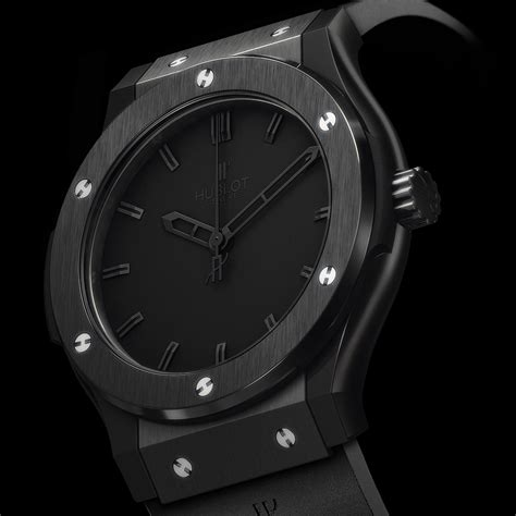 Hublot Bigbang Black Brown hublot big black