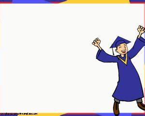 graduation ceremony powerpoint template