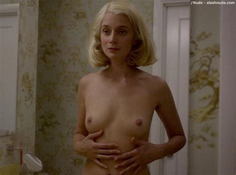 Naked Caitlin Fitzgerald In Masters Of Sex