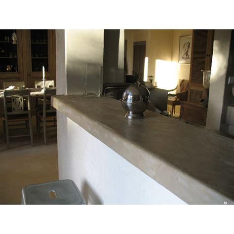 beton cire cuisine plan travail kit b 233 ton cir 233 cuisine harmony b 233 ton