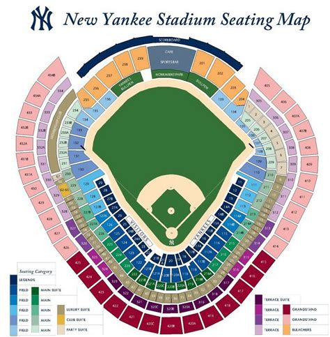 enjoy  grandeur  yankee stadium  york