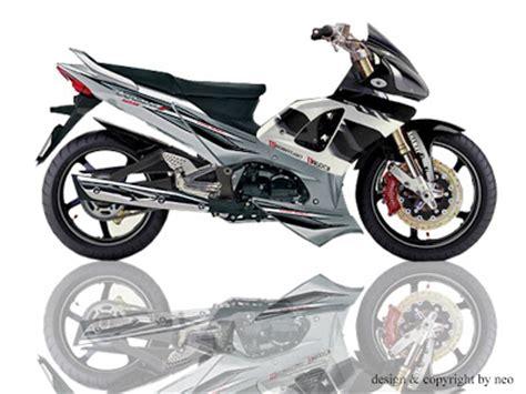 Modification Honda Supra X 125 Fi by Modifikasi Motor Honda Supra X 125 Pgm Fi Injeksi Top Non