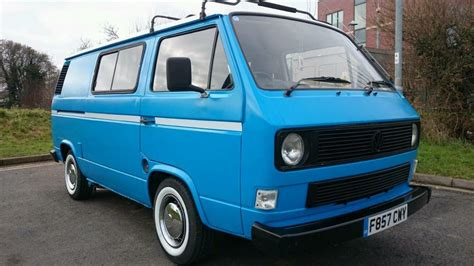 Vw T25 Transporter, T3. Day Van, Surf Van, 2.3 V6