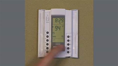 Laticrete Floor Warming Thermostat Manual how to program the laticrete 174 floor warming thermostat