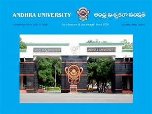 Andhra University celebrates its 80th and 81st Convocation ...