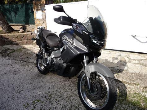 aprilia caponord 1000 aprilia caponord etv 1000 2003 sports touring bike black silver metallic in wimborne