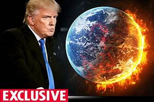 Donald Trump to have White Houe briefing on Solar Storm ...