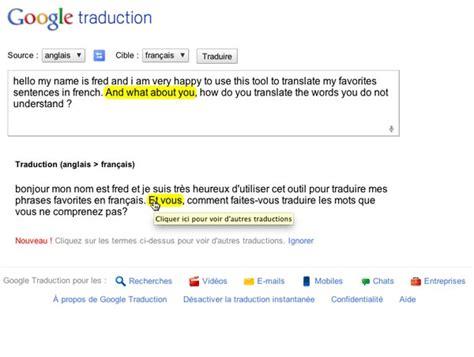 dictez votre texte en anglais et obtenez la traduction