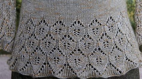 ravelry rosina pullover rosina sweater pattern  fadenstille