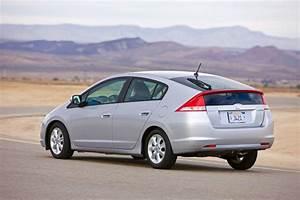 Honda Hybride Occasion : d troit 2009 l 39 honda insight hybride en d tails ~ Maxctalentgroup.com Avis de Voitures
