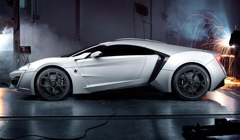 The rarest supercar in the world of W Motors - Lykan ...