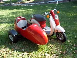Anyone Put A Sidecar On A Aprilia Mana