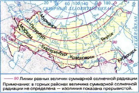 Влияние радиационной обстановки в Забайкальском крае на