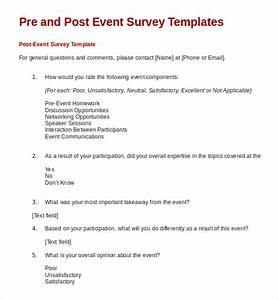 21 feedback survey templates free sample example With event survey template word