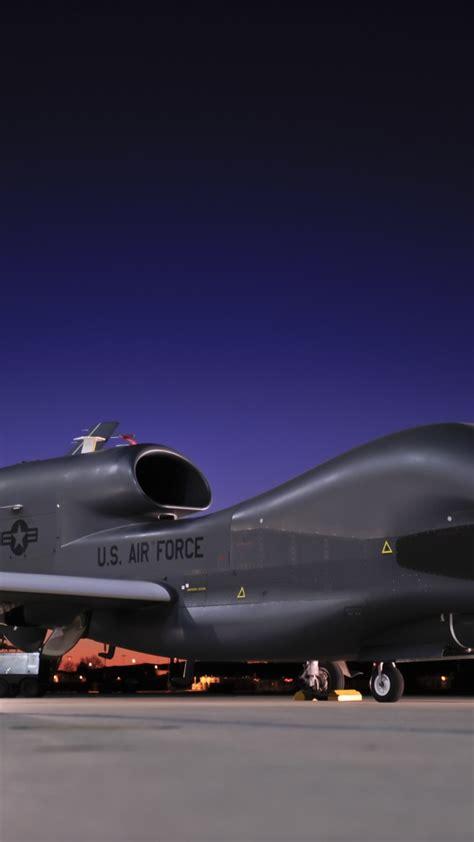 wallpaper rq  global hawk northrop grumman drone