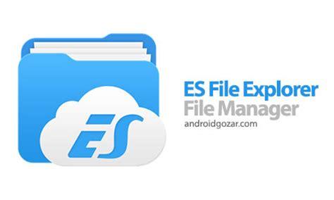 es file explorer file manager 4 1 6 6 2 مدیریت فایل اندروید مود تم اندروید گذر