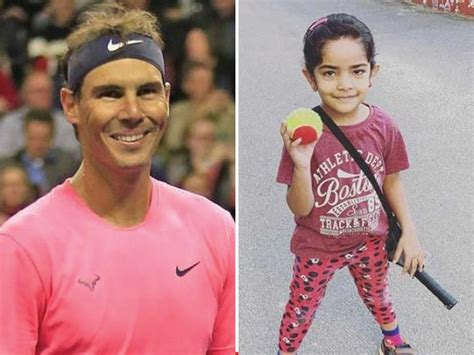 Video of five-year-old tennis player Vivicatha goes viral ...