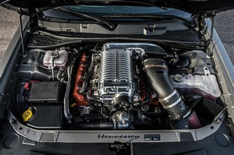 charger hellcat engine 2015 2018 dodge charger hellcat hpe1000 supercharged