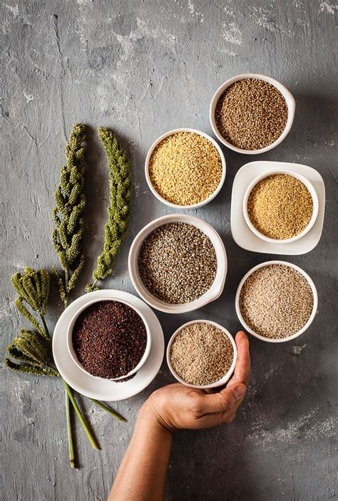 types  millets  hand  frame spices