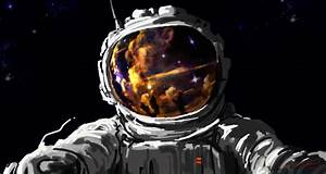 #astronaut, #artwork, #fantasy art, #concept art, #space ...