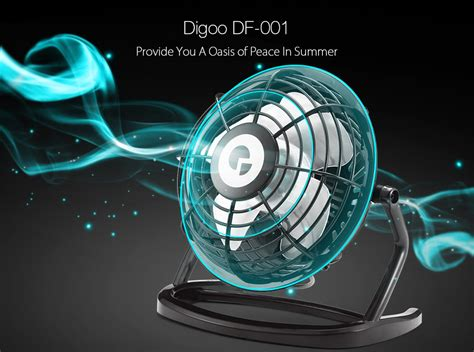 ultra quiet pc fans digoo df 001 portable mini usb black ultra quiet desk