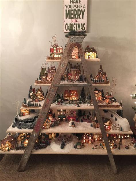 christmas village display ideas fishwolfeboro