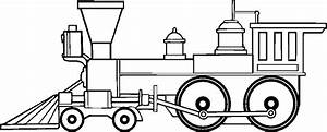 train coloring pages bestofcoloringcom With engine electrics