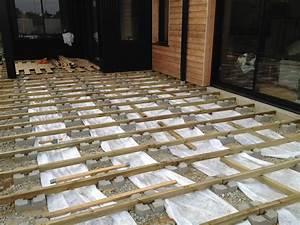 Terrasse Sur Plot : terrasse en bois sur plot ~ Melissatoandfro.com Idées de Décoration