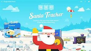 Google launches its annual Santa Tracker with a new game ...