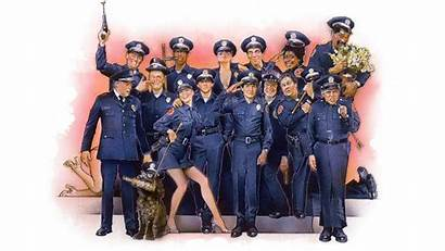 Police Academy Fanart Tv Background Movies Wallpapers