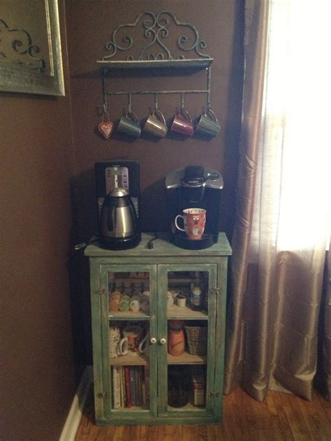 simple coffee corner   dining room saves counter