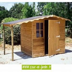 Abri De Jardin 5m2 Bois : abri de jardin europe bois trait 15mm de 5m2 250x200 ~ Dallasstarsshop.com Idées de Décoration
