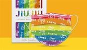 彩色口罩開賣又一波!加碼善存兒童醫用口罩 - MOOK景點家