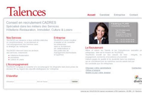 talences cabinets de recrutement executive search