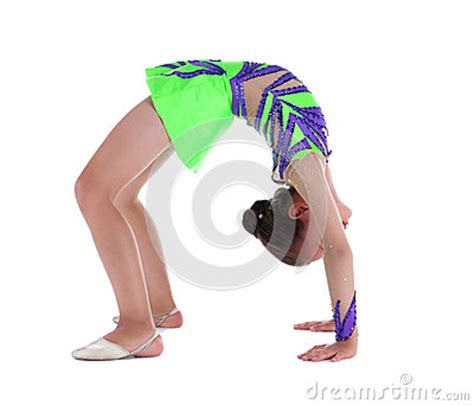 Maybe you would like to learn more about one of these? Gymnast Shoulder Stand Royalty Free Stock Photography - Image: 5859967