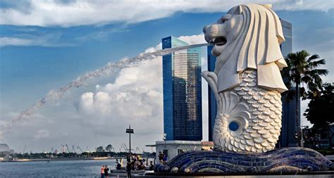 An Icon of Singapore – the Merlion   PSST! PH: Your ...
